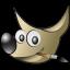 Gimp on OS X Icon