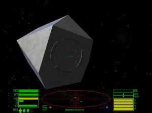 Oolite Screenshot - Coriolis