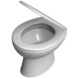 WC Trash - Trashempty