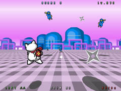 SPACE GIKO HARRIYA-N Stage 3 Screenshot