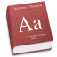 Dictionary 2.1 Icon