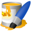 Paintbrush 2 Icon