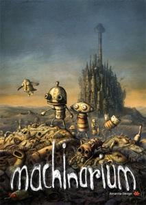 Machinarium Poster