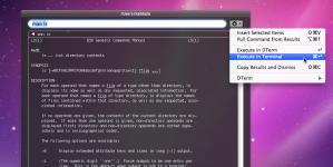 DTerm 1.2 Screenshot