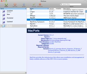 Porticus 1.7.1 Screenshot