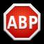 Adblock Plus 2.0.1 Icon