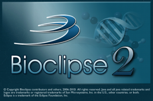 Bioclipse 2.6.1 Splash