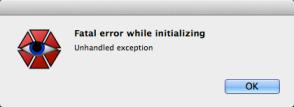 Aegisub 3.1.0 Initializing Error