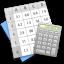 TableEdit 1.0b7 Icon