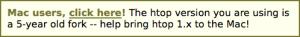 htop mac bounty